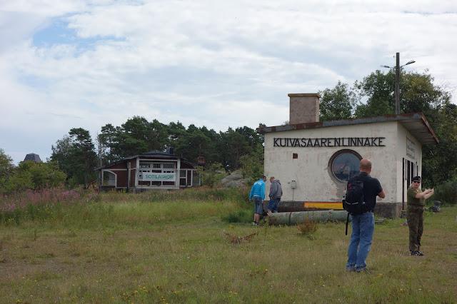 Rannikkotykistökilta Kuivasaari