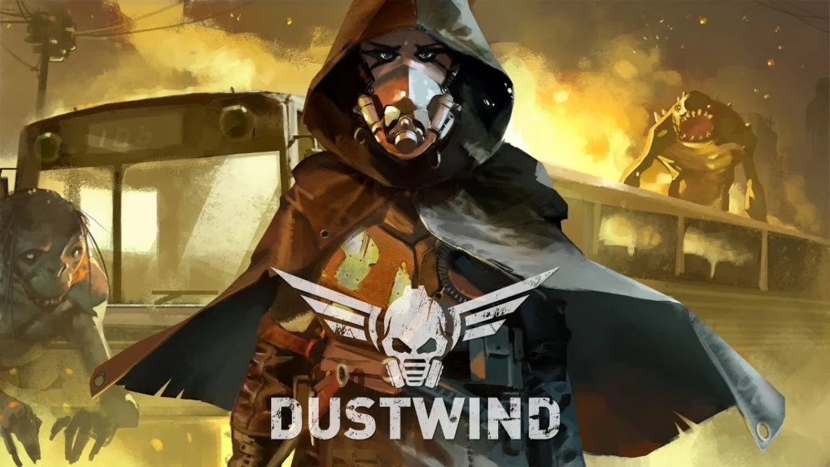 Dustwind – The Last Resort is coming to consoles!