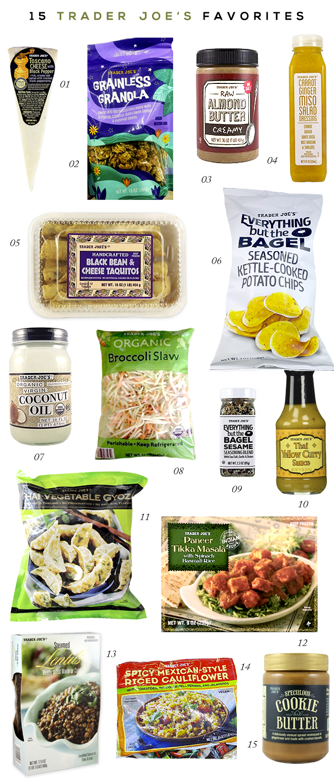 The 15 Best Items at Trader Joe's (2021 Edition)