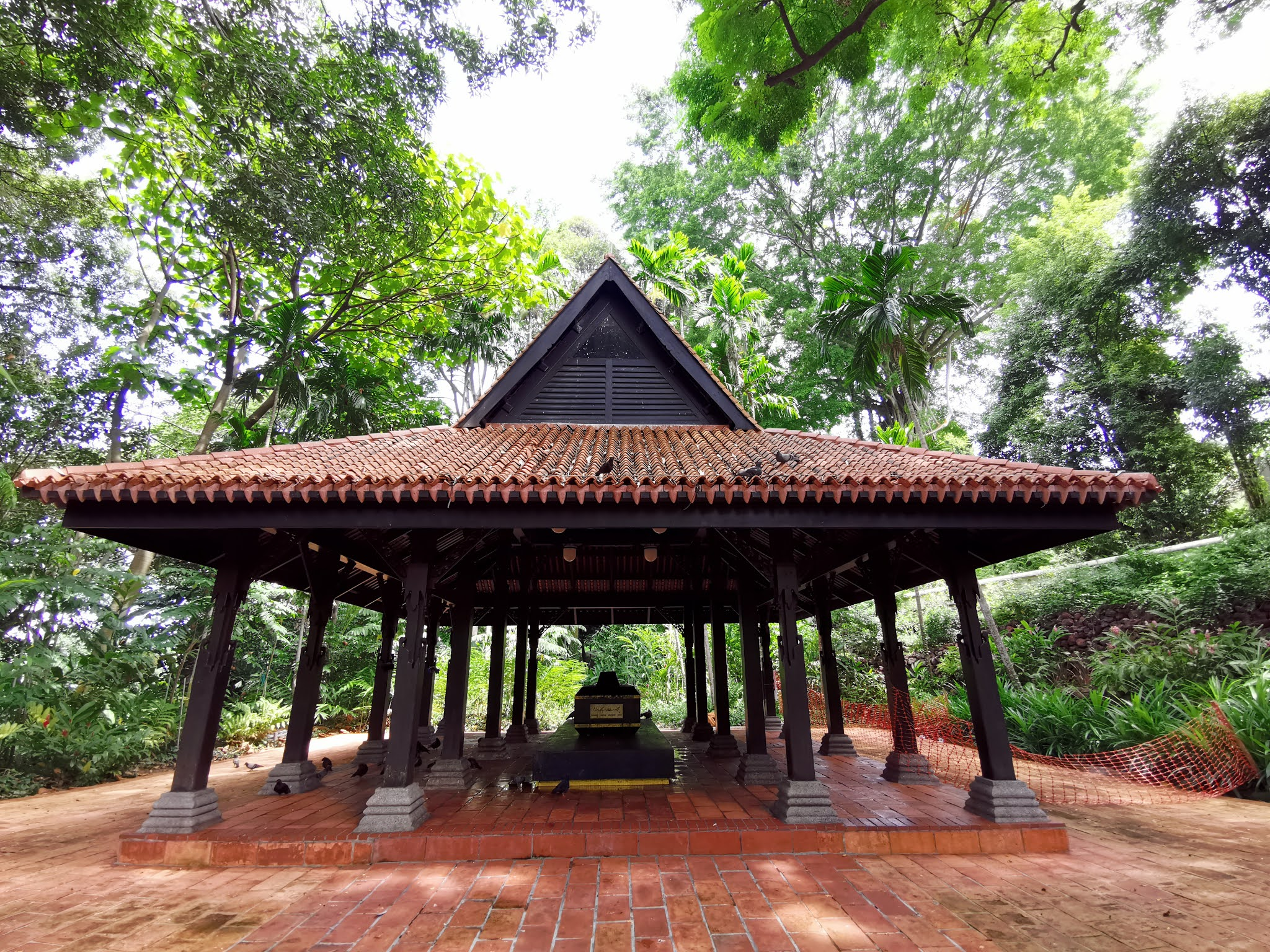 what to do at fort canning singapore