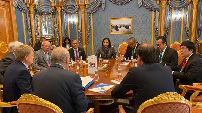 """""""Rumusan Perpajakan Internasional Ekonomi Digital"""" Indonesia Dukung OECD"""