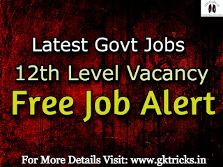 12th level jobs