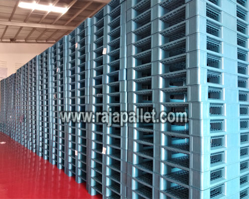 pallet plastik gudang 120x120