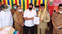 Bupati Bireuen Tinjau Vaksinasi di Gampong Cot Geulumpang Baroh