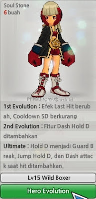 Wild Boxer Evolution Lost Saga Indonesia
