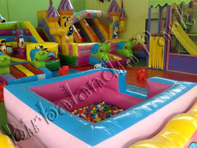 Giochi gonfiabili ovvero il divertimento preferito dai bambini