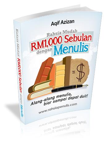 Cara buat duit dengan menulis