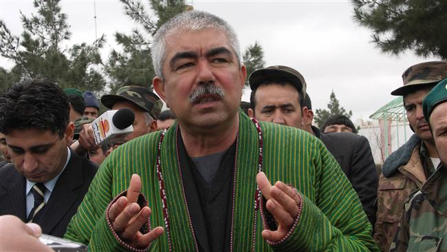 Afghanistan's Vice President Abdul Rashid Dostum departs for Turkey amid torture allegations