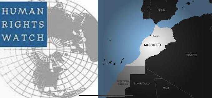 هيومن رايس ووتش: سلطات الاحتلال المغربي تواصل قمع المظاهرات المطالبة بتقرير المصير في الصحراء الغربية.