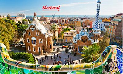Traveling Barcelona