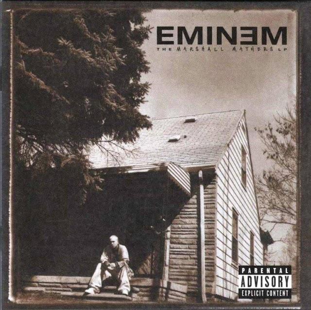 Un Dia Como Hoy:  Eminem lanzó su álbum: The Marshall mathers lp