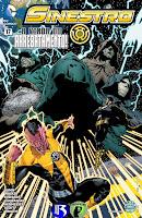 Os Novos 52! Sinestro #17