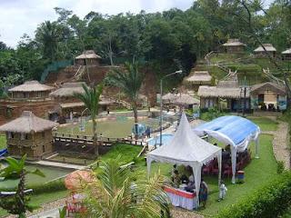 Wisata Telaga Malimping Bogor