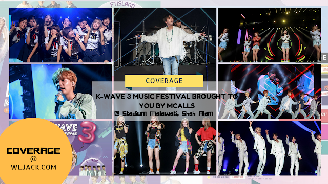 [Concert Coverage] K-WAVE 3 MUSIC FESTIVAL BROUGHT TO YOU BY MCALLS