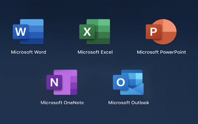 Microsoft Office 2019 For Mac – Bản Office mới nhất của Microsoft [Hỗ trợ Dark Mode]