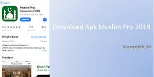 Download Apk Muslim Pro 2019