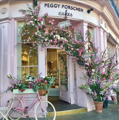 Chelsea Flower Show 2017 peggy porschen cakes via belle vivir