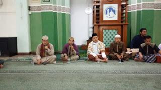 kegiatan masjid raya alazhar jaktim