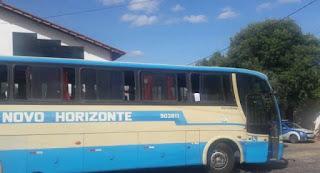 Ônibus da Novo Horizonte