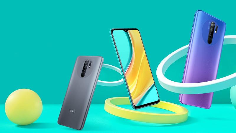 Xiaomi Redmi 9 Power dengan baterai 6000 mAh