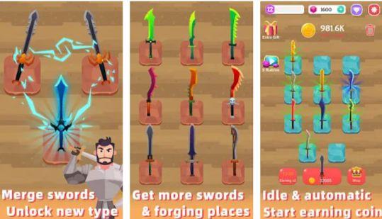 Merge Sword Mod Apk