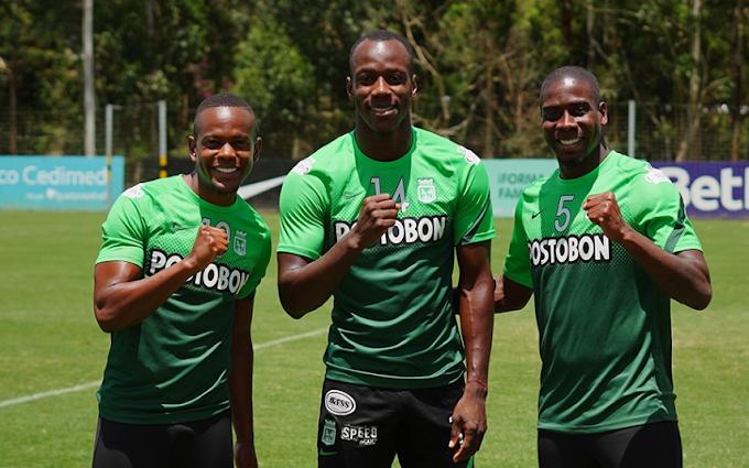 A conquistar la capital: Estos son los convocados del Atlético Nacional para la visita al Independiente Santa Fe