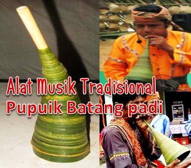 Artikel Fungsi Pupuik Batang padi Alat Musik Dari Minangkabau   Alat Musik Tradisional