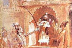 Asal usul Kerajaan Ayodya Hindia