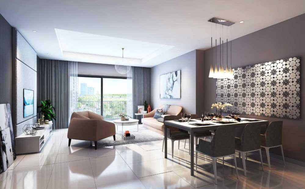 Hình ảnh căn hộ Vinhomes Smart City