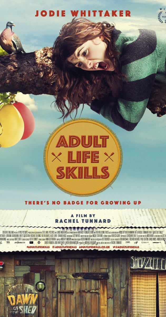 Download Adult Life Skills (2016) BRRip Subtitle Indonesia