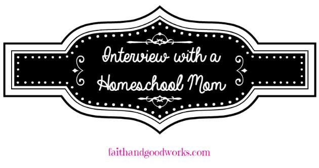 Interview with a Homeschool Momma