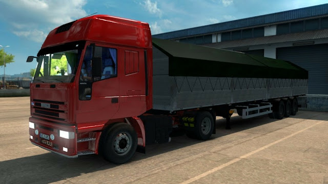 Iveco EuroStar (reworked)