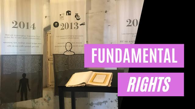 Fundamental Rights Amendment in Hindi