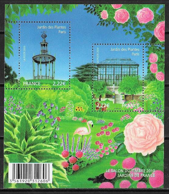 France 2009-jardin des plantes paris