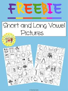 https://www.teacherspayteachers.com/Product/Short-and-Long-Vowel-Pictures-FREEBIE-1735941