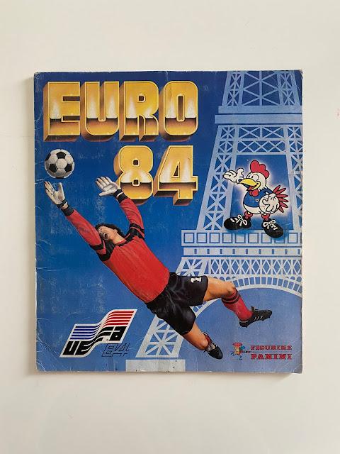 Copertina Album Francia 84