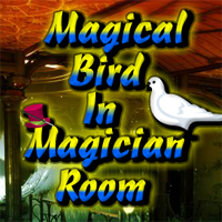 WowEscape Magical Bird In Magician Room
