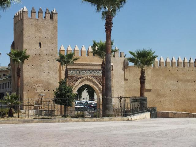 Puertas de la medina de Fez