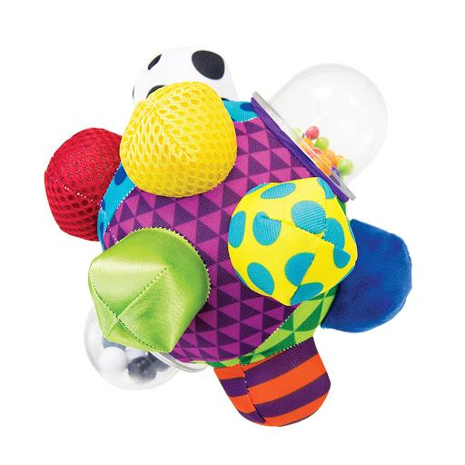 Sassy Development Ball for Kids, Newborns and Infants