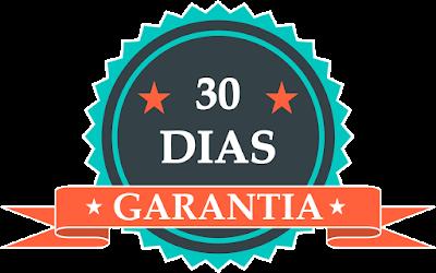 30 Dias de Garantia Livro Sopas Low Carb Senhor Tanquinho