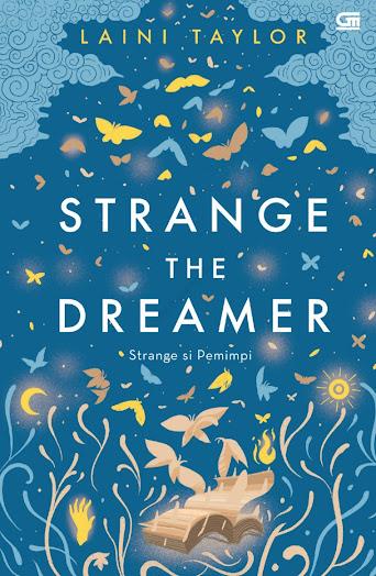 strange, the, dreamer, laini, taylor, novel