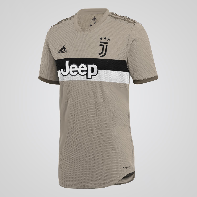 cc23d0038 The Adidas Juventus 18-19 shirt will boast wider stripes than previous home  shirts