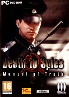 Death to Spies: Moment of Truth - PC (Download Completo em Torrent)