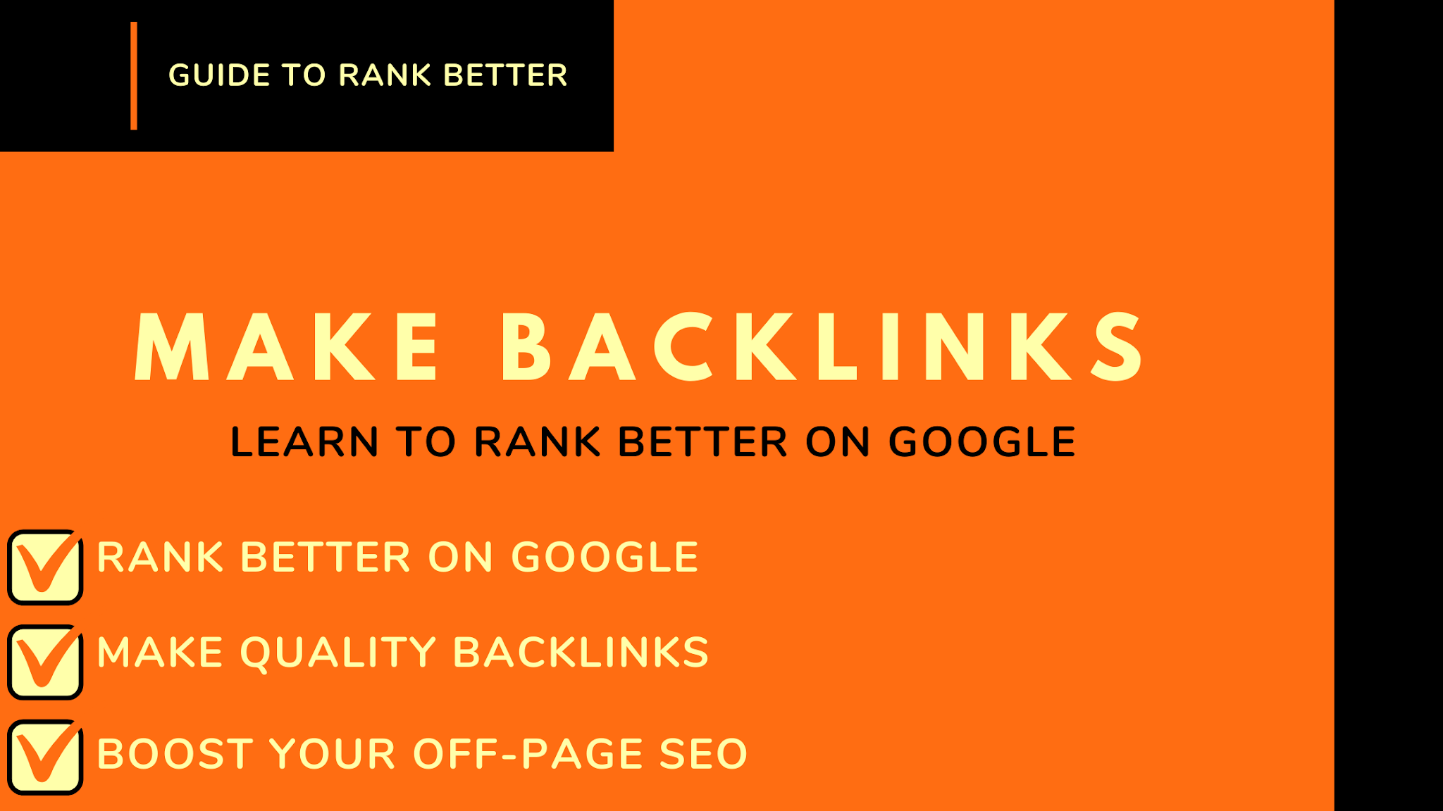 Backlinks complete guide for wordpress and blogger
