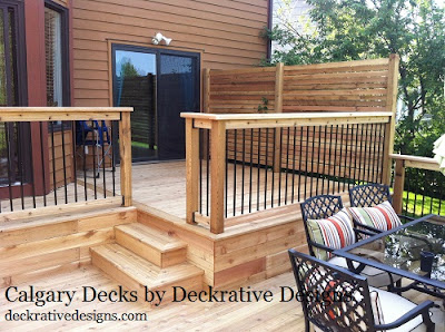 calgary deck and fences
