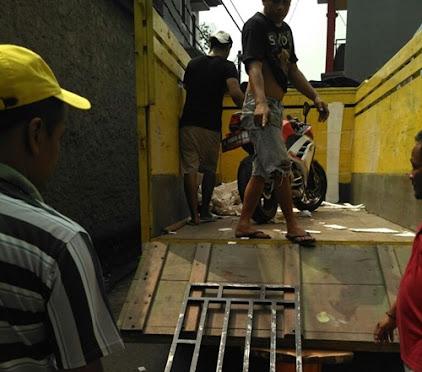 Ekspedisi Kirim Motor Jakarta Blitar