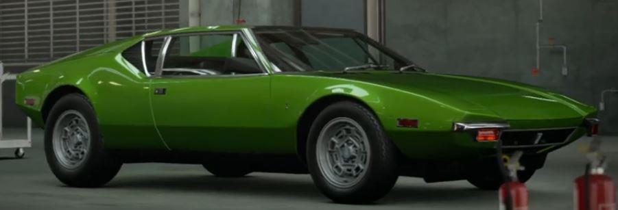 De Tomaso Pantera 1971