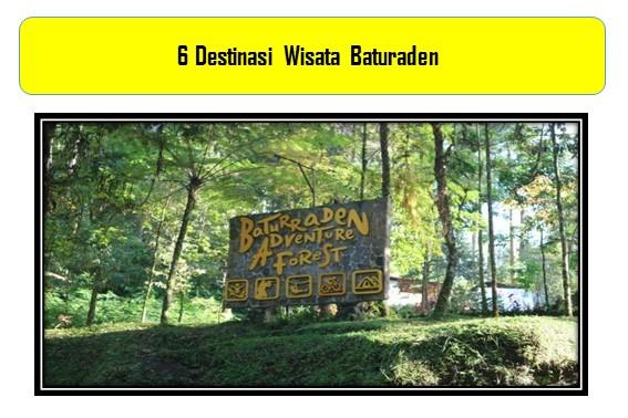 Baturaden Adventure Forest