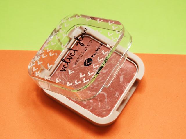 Kruidvat make-up concealer, setting spray & blush review