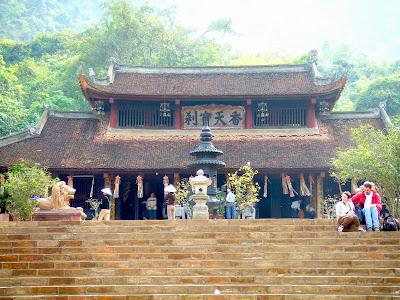 Thien Tru Pagoda, Hanoi, Vietnam